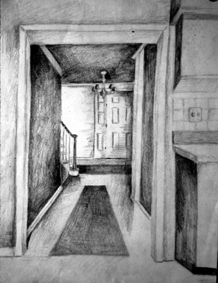 Room Drawing Pencil: Room Into A Room